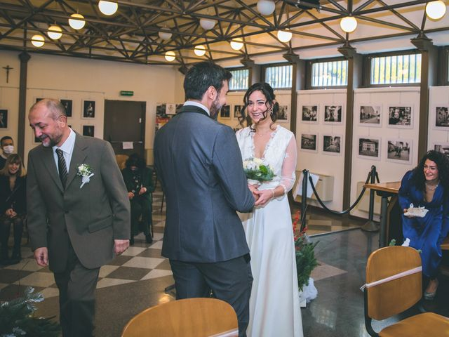 Il matrimonio di Sebastiàn e Sara a Scanzorosciate, Bergamo 73
