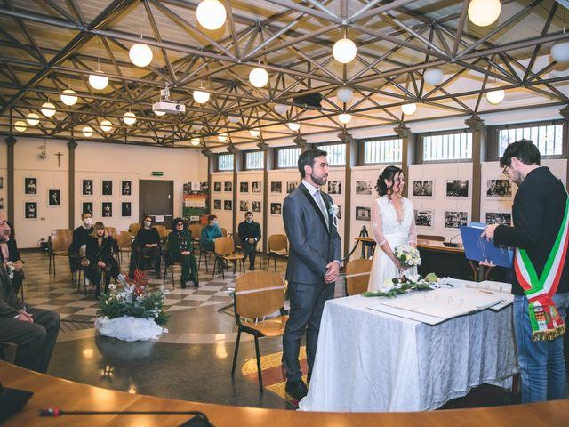 Il matrimonio di Sebastiàn e Sara a Scanzorosciate, Bergamo 74