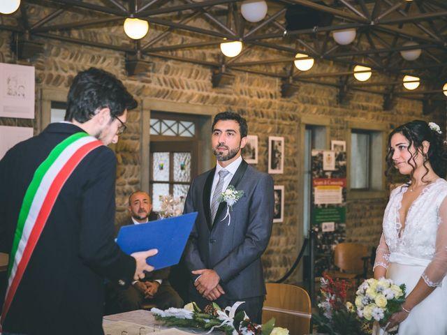 Il matrimonio di Sebastiàn e Sara a Scanzorosciate, Bergamo 77