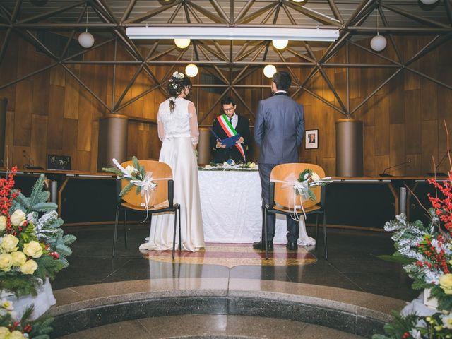 Il matrimonio di Sebastiàn e Sara a Scanzorosciate, Bergamo 79