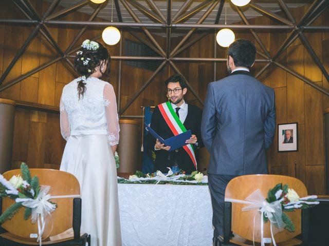 Il matrimonio di Sebastiàn e Sara a Scanzorosciate, Bergamo 80