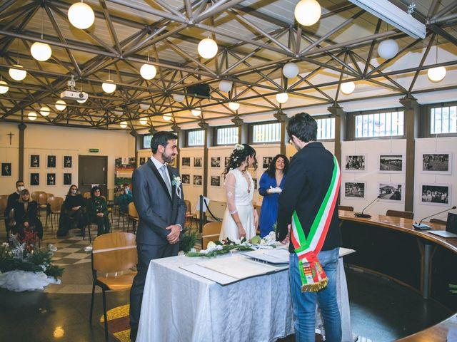Il matrimonio di Sebastiàn e Sara a Scanzorosciate, Bergamo 83