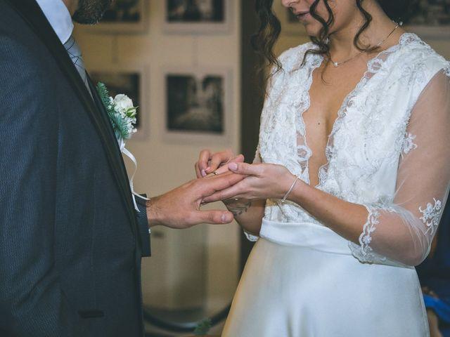 Il matrimonio di Sebastiàn e Sara a Scanzorosciate, Bergamo 91