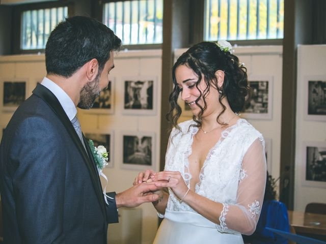 Il matrimonio di Sebastiàn e Sara a Scanzorosciate, Bergamo 92