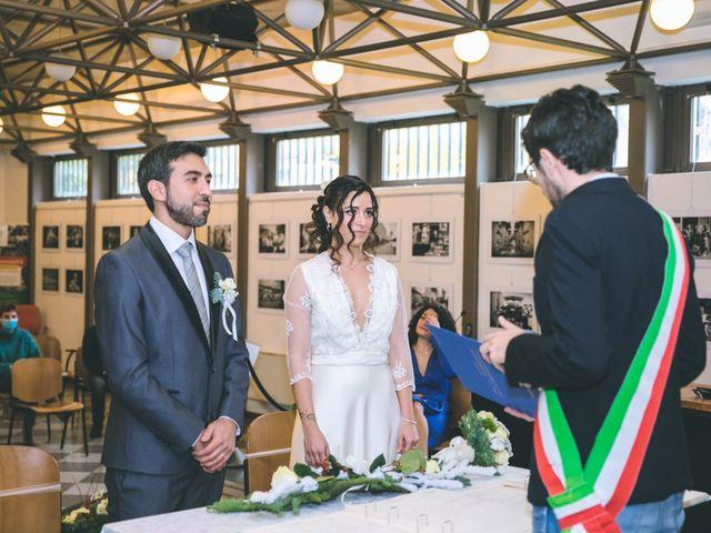 Il matrimonio di Sebastiàn e Sara a Scanzorosciate, Bergamo 94