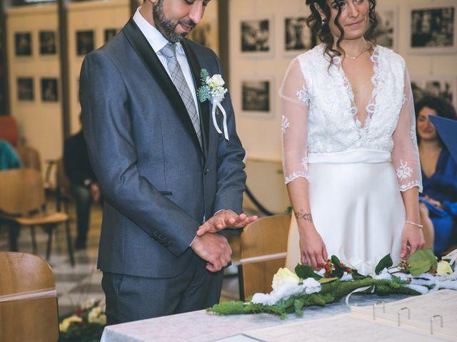 Il matrimonio di Sebastiàn e Sara a Scanzorosciate, Bergamo 95