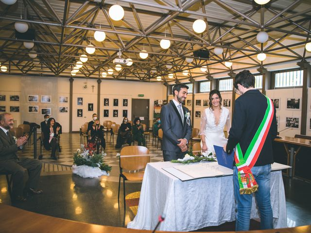 Il matrimonio di Sebastiàn e Sara a Scanzorosciate, Bergamo 96