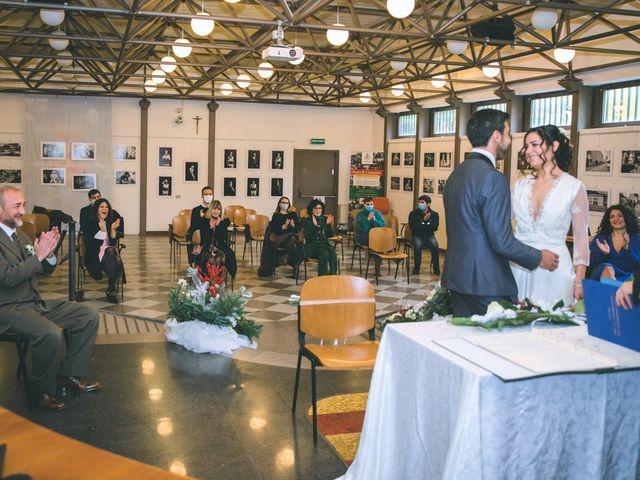 Il matrimonio di Sebastiàn e Sara a Scanzorosciate, Bergamo 97
