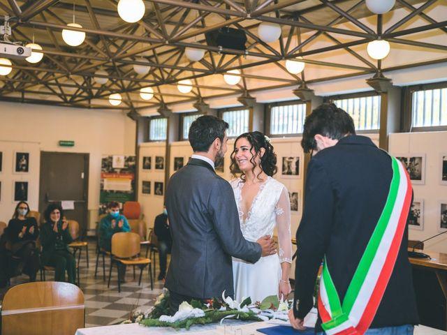 Il matrimonio di Sebastiàn e Sara a Scanzorosciate, Bergamo 98