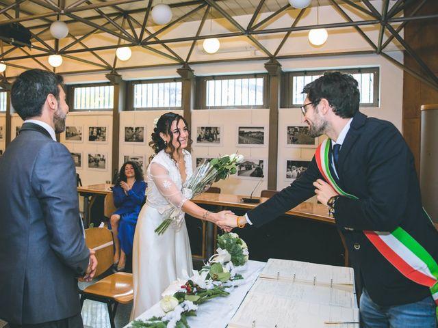 Il matrimonio di Sebastiàn e Sara a Scanzorosciate, Bergamo 106
