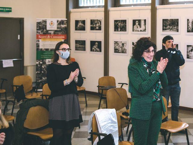Il matrimonio di Sebastiàn e Sara a Scanzorosciate, Bergamo 107