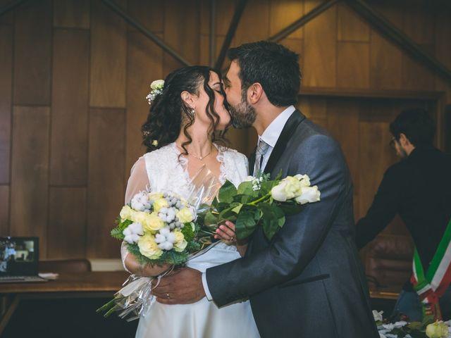 Il matrimonio di Sebastiàn e Sara a Scanzorosciate, Bergamo 108