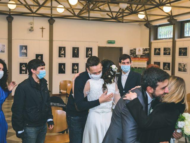 Il matrimonio di Sebastiàn e Sara a Scanzorosciate, Bergamo 112