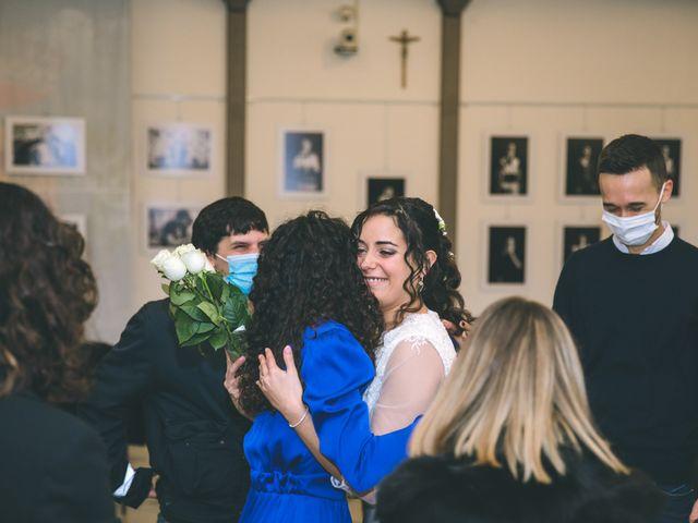 Il matrimonio di Sebastiàn e Sara a Scanzorosciate, Bergamo 113
