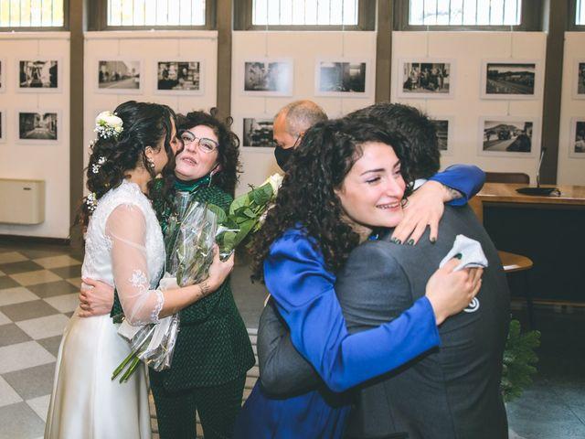 Il matrimonio di Sebastiàn e Sara a Scanzorosciate, Bergamo 114