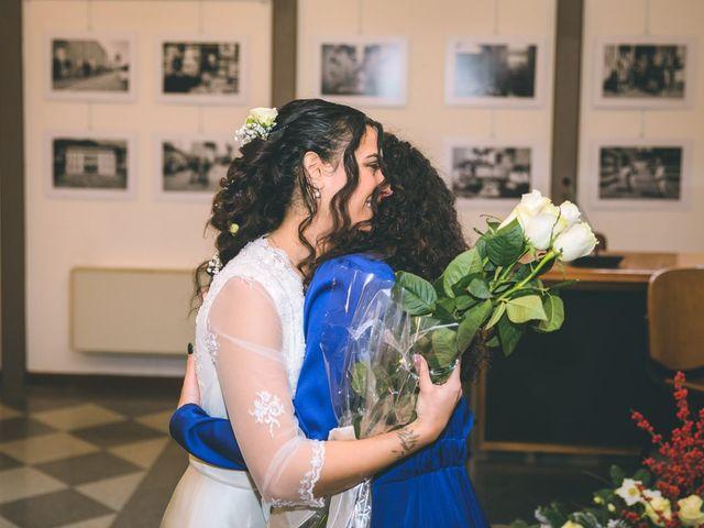 Il matrimonio di Sebastiàn e Sara a Scanzorosciate, Bergamo 115