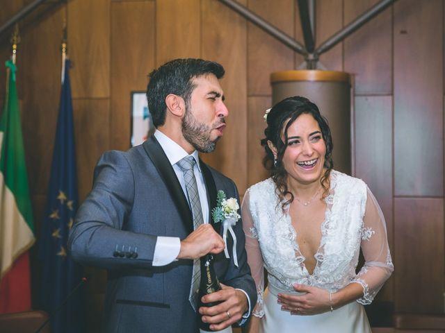 Il matrimonio di Sebastiàn e Sara a Scanzorosciate, Bergamo 118