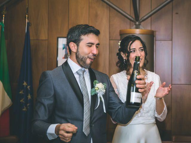 Il matrimonio di Sebastiàn e Sara a Scanzorosciate, Bergamo 119
