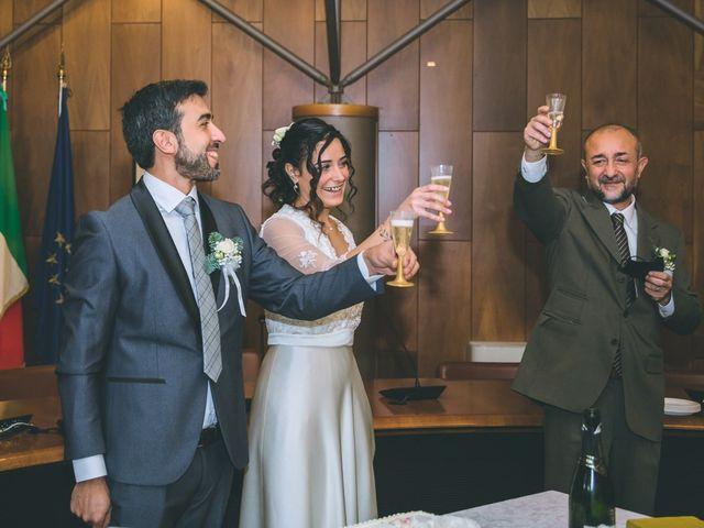 Il matrimonio di Sebastiàn e Sara a Scanzorosciate, Bergamo 122