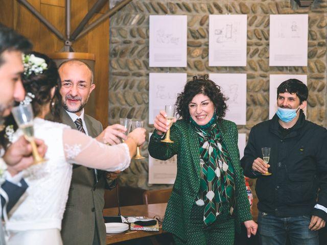 Il matrimonio di Sebastiàn e Sara a Scanzorosciate, Bergamo 123