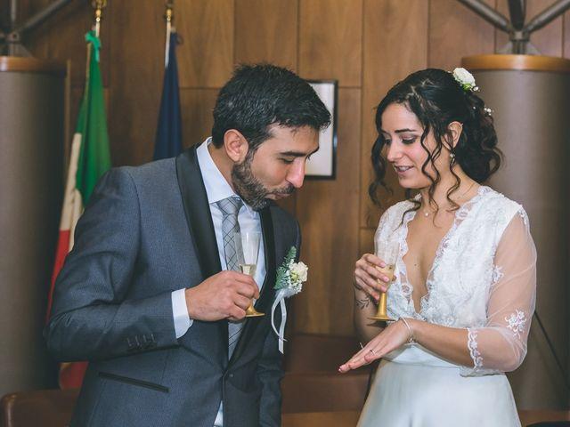 Il matrimonio di Sebastiàn e Sara a Scanzorosciate, Bergamo 126
