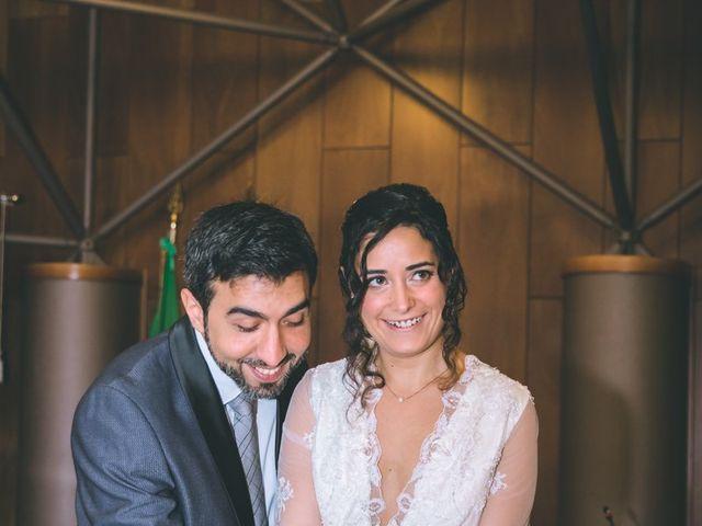 Il matrimonio di Sebastiàn e Sara a Scanzorosciate, Bergamo 127