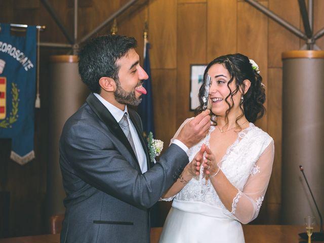 Il matrimonio di Sebastiàn e Sara a Scanzorosciate, Bergamo 130