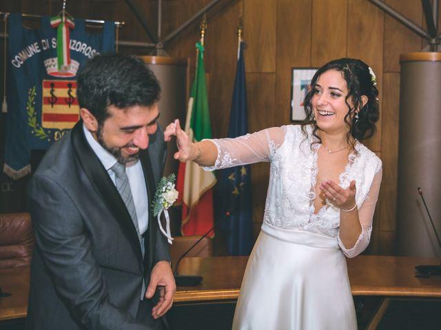 Il matrimonio di Sebastiàn e Sara a Scanzorosciate, Bergamo 132