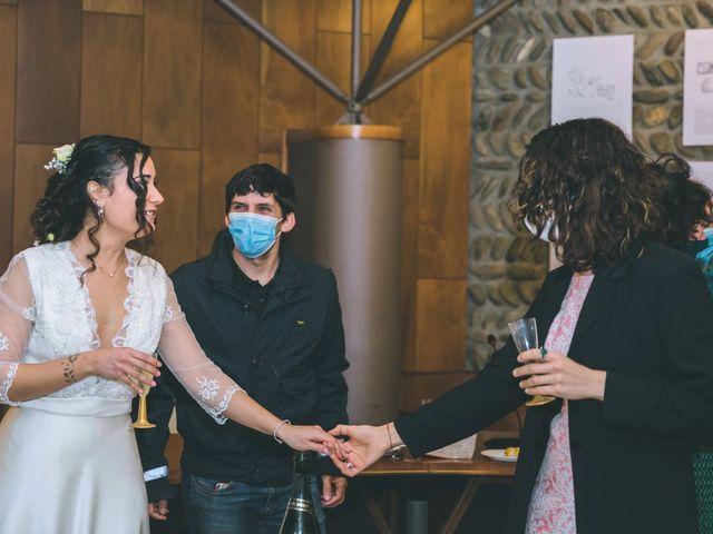 Il matrimonio di Sebastiàn e Sara a Scanzorosciate, Bergamo 134