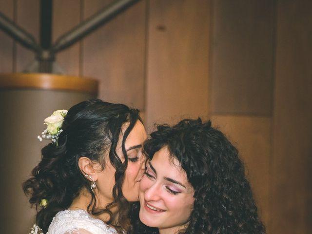 Il matrimonio di Sebastiàn e Sara a Scanzorosciate, Bergamo 136