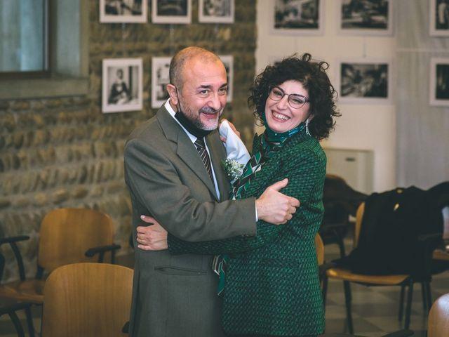 Il matrimonio di Sebastiàn e Sara a Scanzorosciate, Bergamo 138