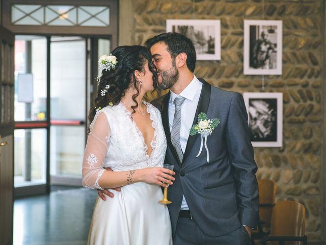 Il matrimonio di Sebastiàn e Sara a Scanzorosciate, Bergamo 139