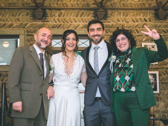 Il matrimonio di Sebastiàn e Sara a Scanzorosciate, Bergamo 141