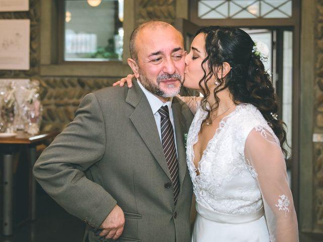 Il matrimonio di Sebastiàn e Sara a Scanzorosciate, Bergamo 142