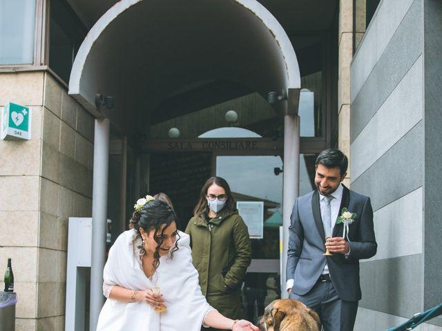 Il matrimonio di Sebastiàn e Sara a Scanzorosciate, Bergamo 148