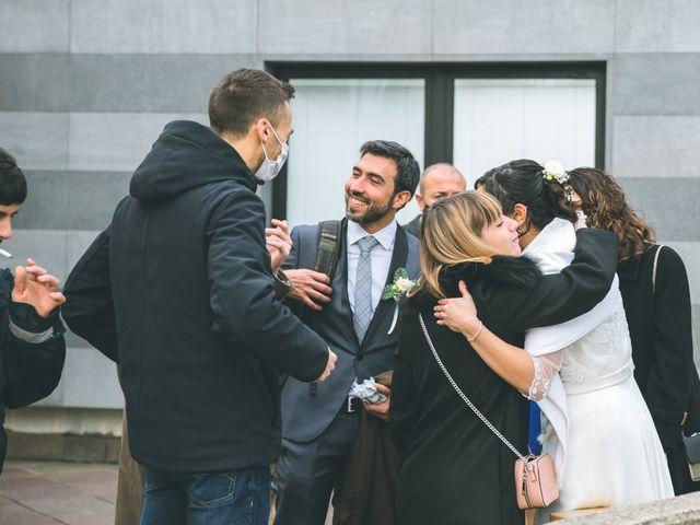 Il matrimonio di Sebastiàn e Sara a Scanzorosciate, Bergamo 163