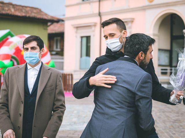 Il matrimonio di Sebastiàn e Sara a Scanzorosciate, Bergamo 170