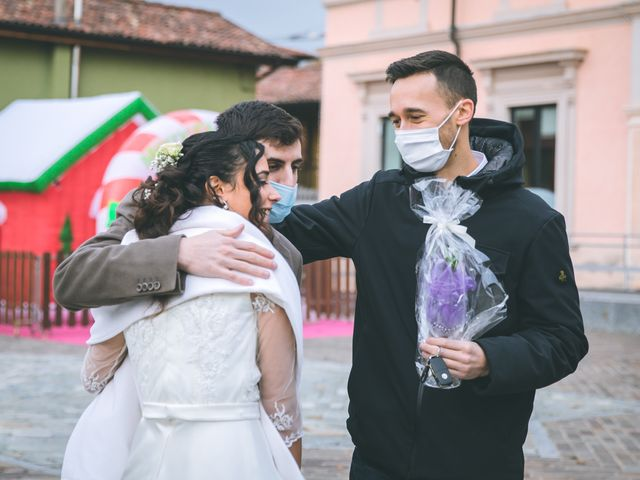 Il matrimonio di Sebastiàn e Sara a Scanzorosciate, Bergamo 172