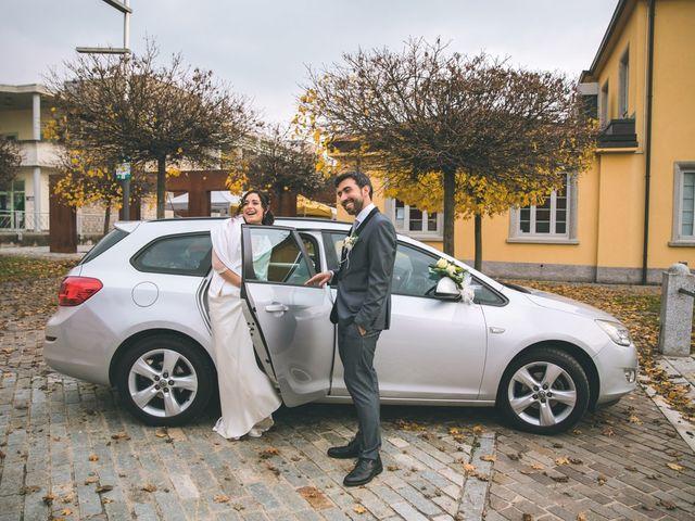 Il matrimonio di Sebastiàn e Sara a Scanzorosciate, Bergamo 173