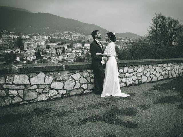 Il matrimonio di Sebastiàn e Sara a Scanzorosciate, Bergamo 176
