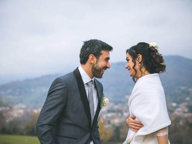 Il matrimonio di Sebastiàn e Sara a Scanzorosciate, Bergamo 177