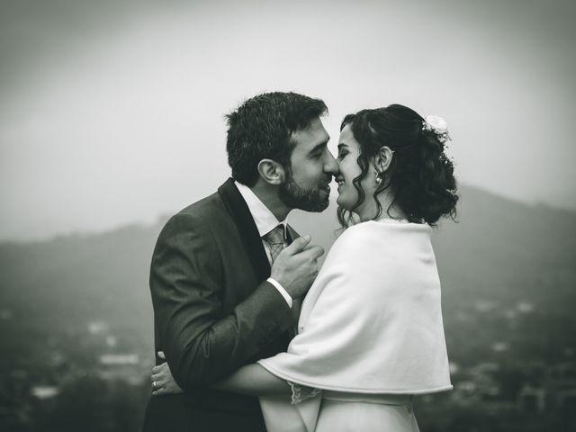 Il matrimonio di Sebastiàn e Sara a Scanzorosciate, Bergamo 178