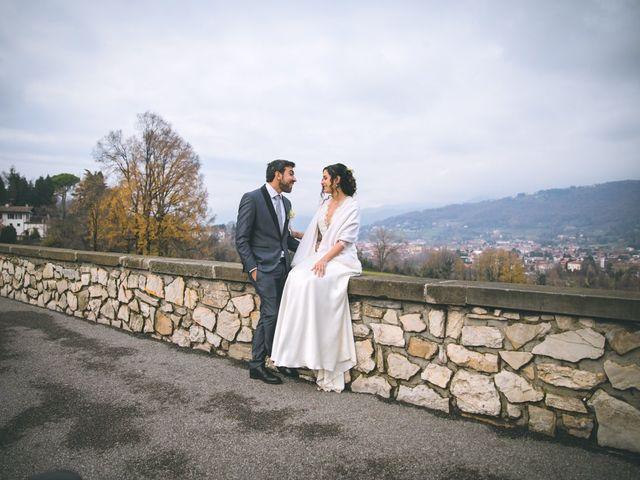 Il matrimonio di Sebastiàn e Sara a Scanzorosciate, Bergamo 180