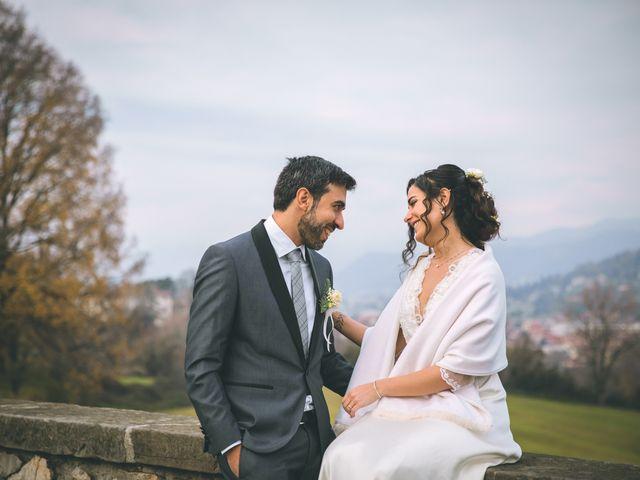 Il matrimonio di Sebastiàn e Sara a Scanzorosciate, Bergamo 181