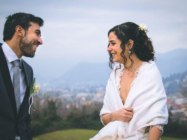 Il matrimonio di Sebastiàn e Sara a Scanzorosciate, Bergamo 182