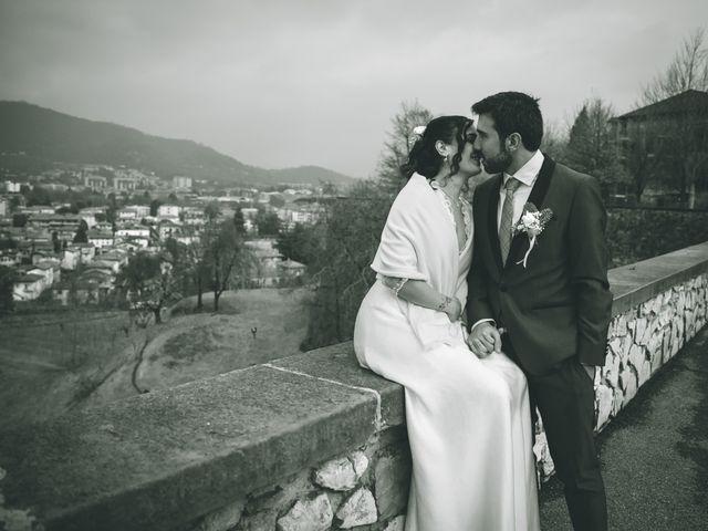 Il matrimonio di Sebastiàn e Sara a Scanzorosciate, Bergamo 186