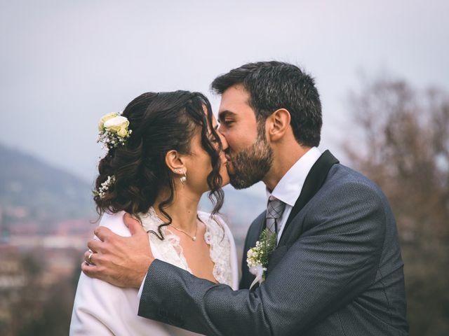 Il matrimonio di Sebastiàn e Sara a Scanzorosciate, Bergamo 188