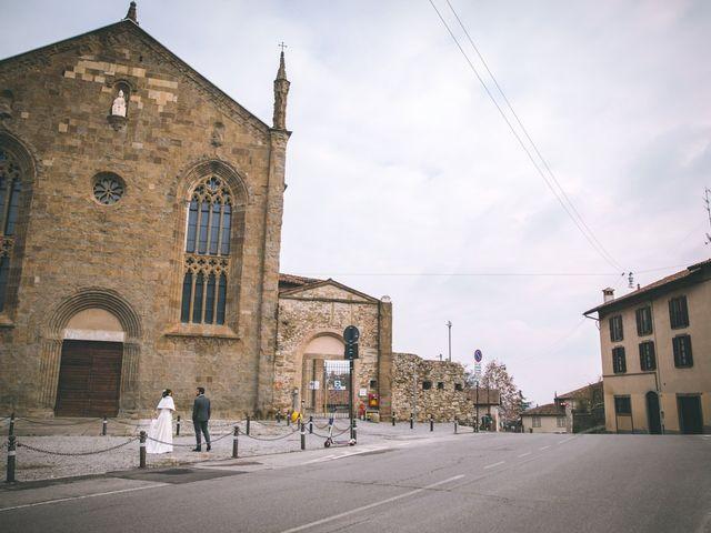 Il matrimonio di Sebastiàn e Sara a Scanzorosciate, Bergamo 189