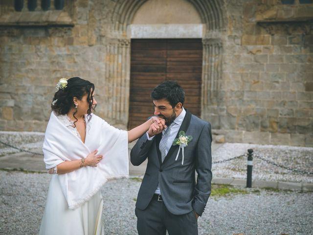 Il matrimonio di Sebastiàn e Sara a Scanzorosciate, Bergamo 192