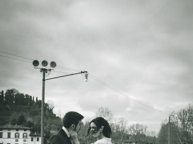 Il matrimonio di Sebastiàn e Sara a Scanzorosciate, Bergamo 194